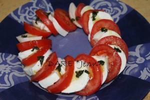 Ensalada de Tomate, Mozarella y Albahaca 2013_01_07_1735c
