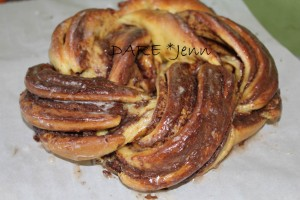 Kringle Estonia Chocolate y Naranja 2013_01_02_1723c