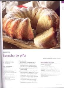 Revista Bizcocho de Piña